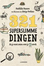Lannoo Lannoo - 321 Superslimme dingen - 13