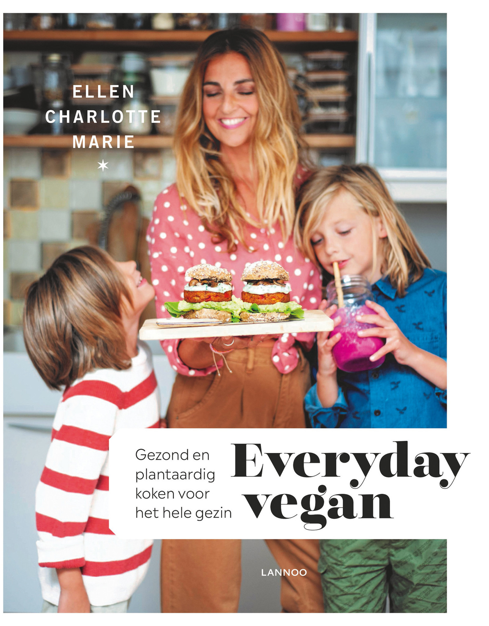 Lannoo Lannoo - Everyday Vegan