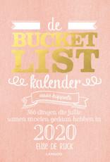 Lannoo Lannoo - Bucketlistboek scheurkalender voor koppels