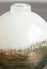 House Doctor House Doctor - Vase earth beige/metallic rond