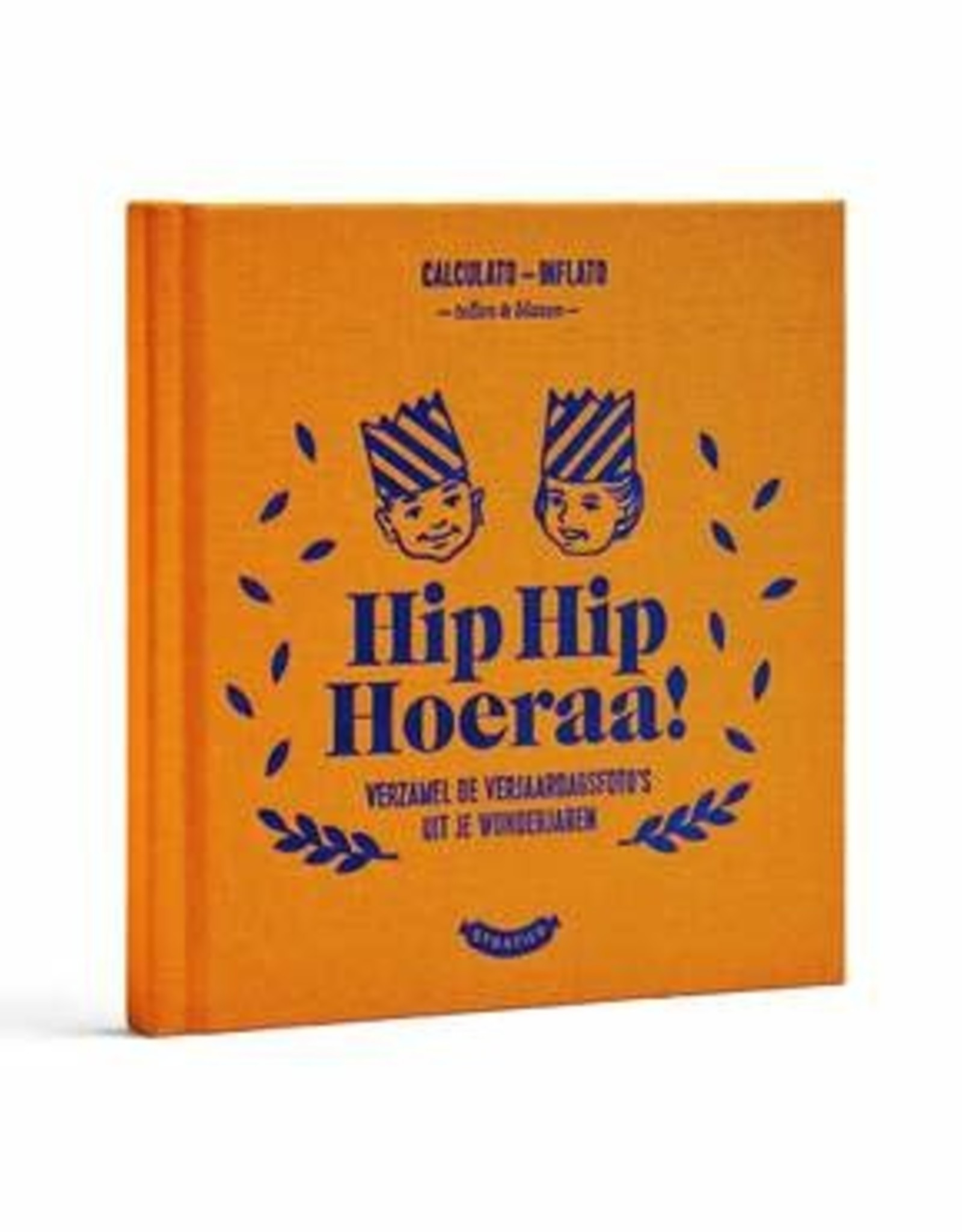 Stratier Stratier - Hip Hip Hoeraa