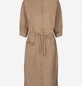 Moss Copenhagen MSCH - Taylor Shirt Dress - Nougat
