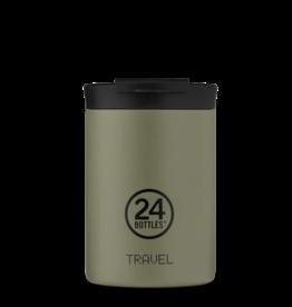 24 Bottles 24 Bottles - Travel Tumbler 350 sage