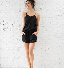 Zusss Zusss - Lieve shortama zwart