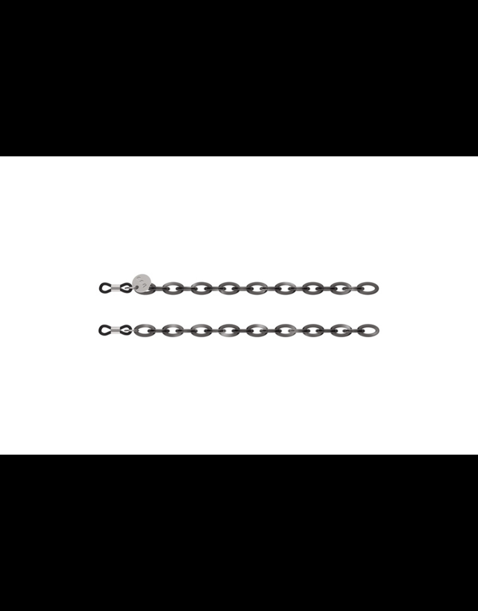 Komono - Zonnebril-ketting - Alexis black