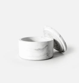 House Racoon House Raccoon - Dosa storage box - white marble