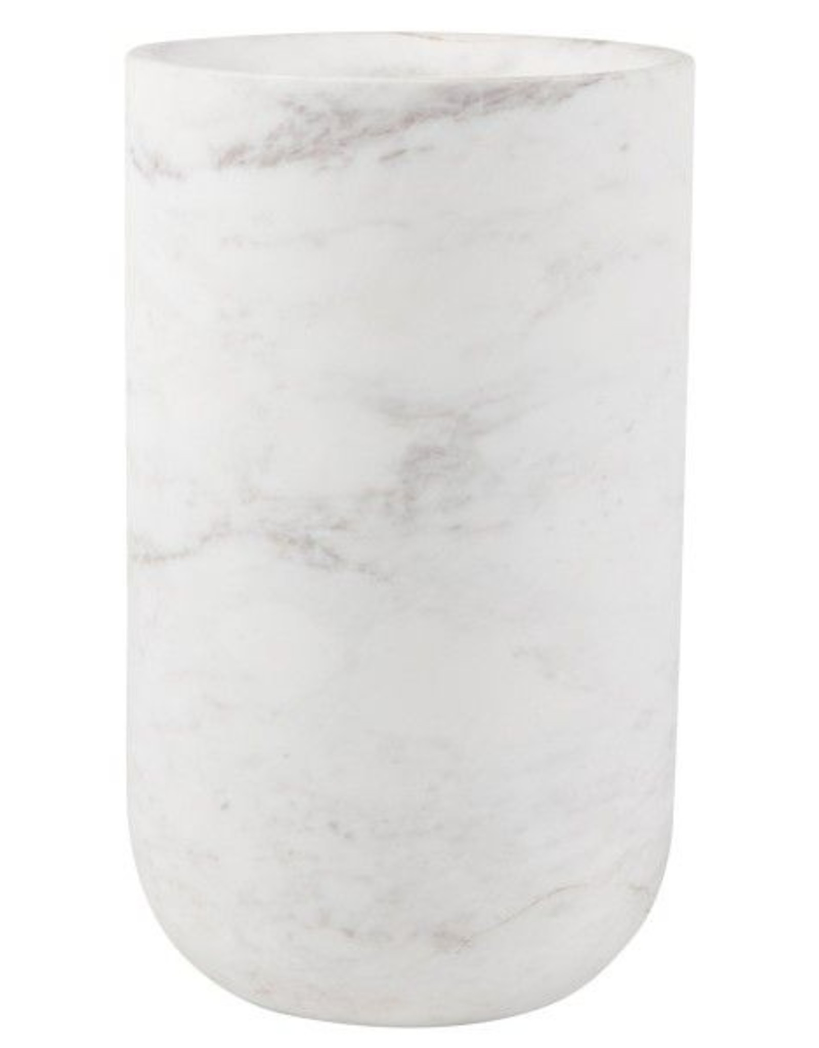 Zuiver Zuiver - Marble vase - White