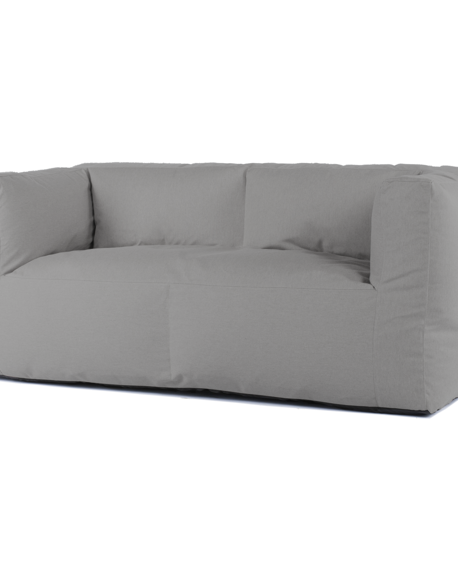 Bryck Bryck - couch 2 zit - Smooth collection - Medium grey