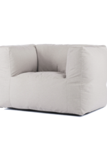 Bryck Bryck - chair - Smooth collection - Semi white