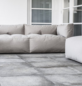 Bryck Bryck - couch 2 zit - Grey eco light