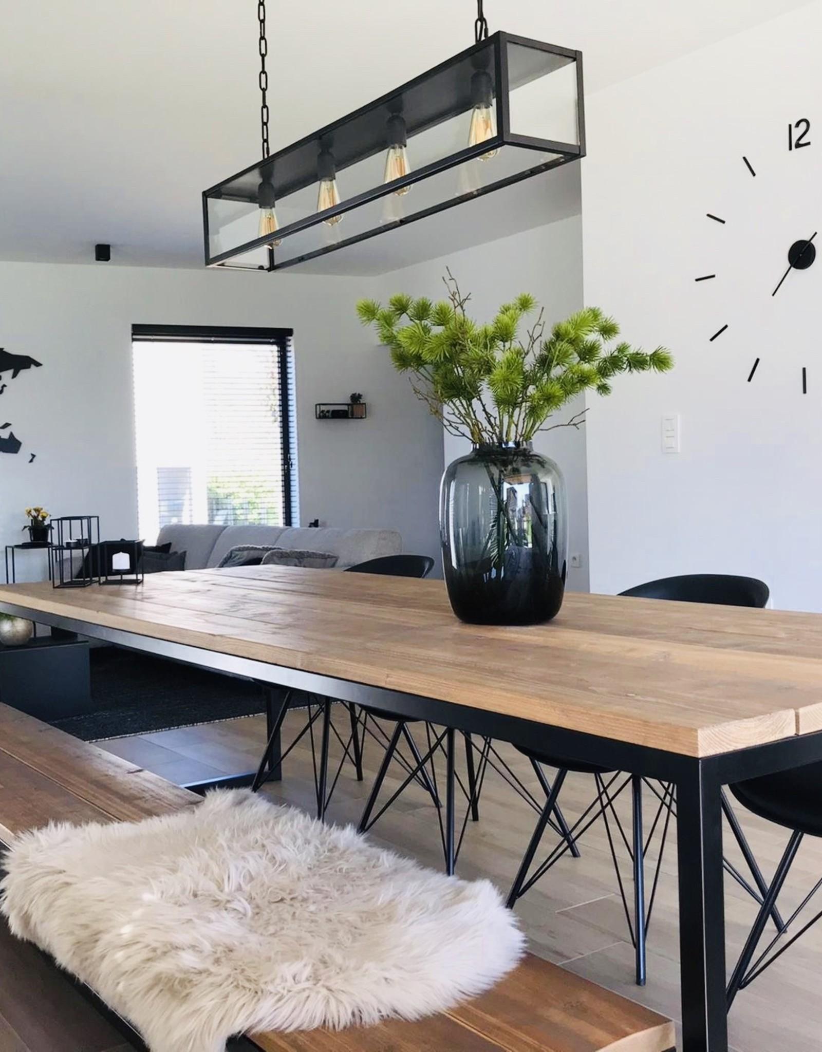 Wonderbaarlijk Ferre bank voor aan tafel - gebruikt steigerhout - THINKSTYLE YI-17