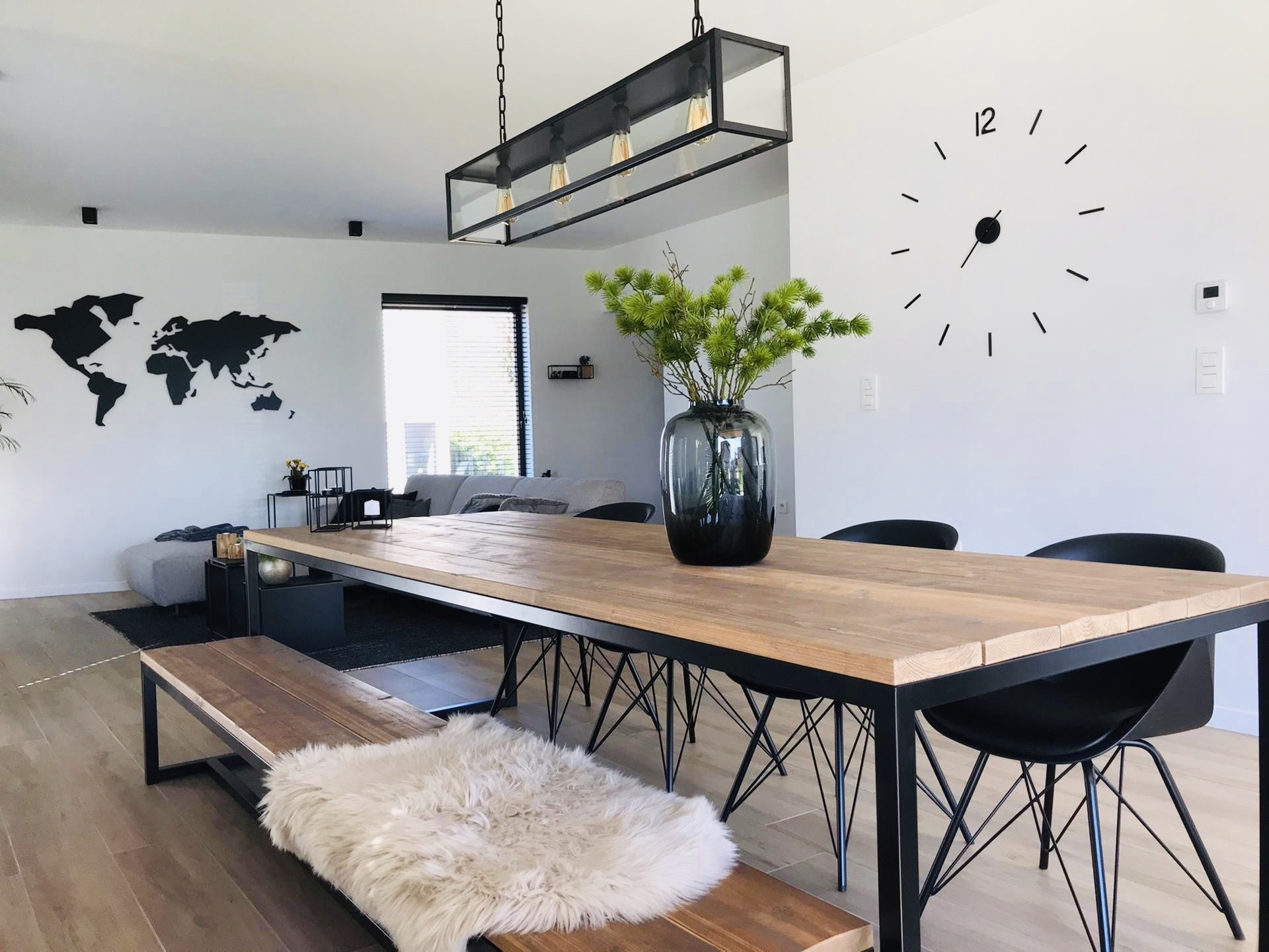 Design Bank Gebruikt.Ferre Bank Voor Aan Tafel Gebruikt Steigerhout Thinkstyle
