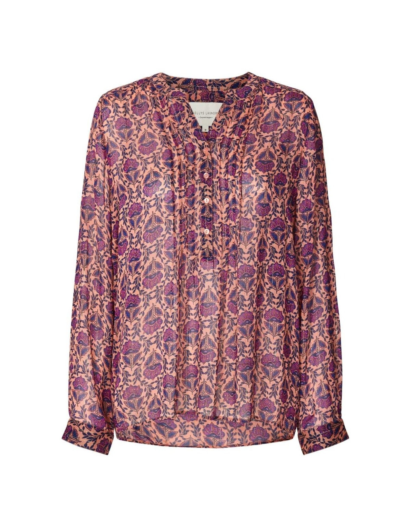 Lolly's Laundry Lolly's laundry - Helena shirt flower print