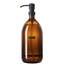 Wellmark Wellmark - Handzeep 1L - Black - Soap