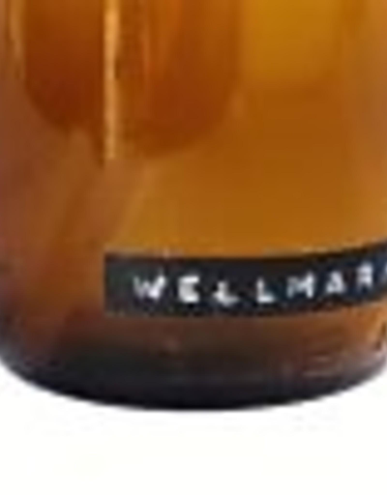 Wellmark Wellmark - Handzeep 500ml - Messing-  Wash your hands mum