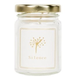Moments of light Moments - Mini candle - Silence