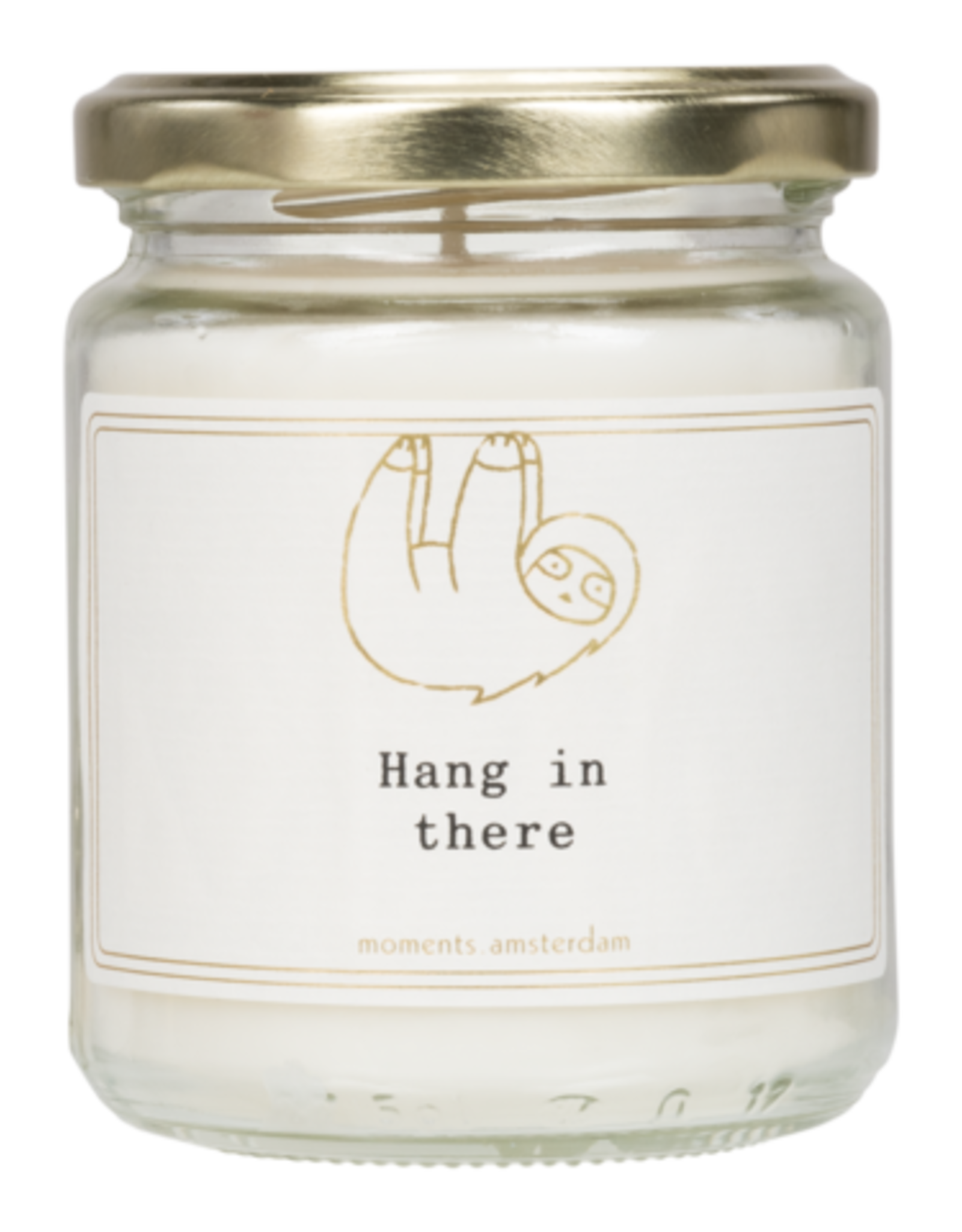 Moments - Little Candle - Hang in there