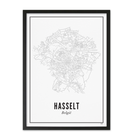 Wijck Wijck - prints - 40x50 - Hasselt