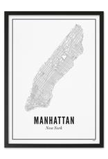 Wijck Wijck - prints - 21x30 - Manhattan