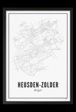 Wijck Wijck - prints - 50x70 - Heusden-Zolder
