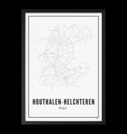 Wijck Wijck - prints  21x30 - Houthalen-Helchteren