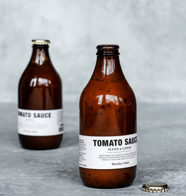 Nicolas Vahé Nicolas Vahé - Tomato sauce - Olives & Capers