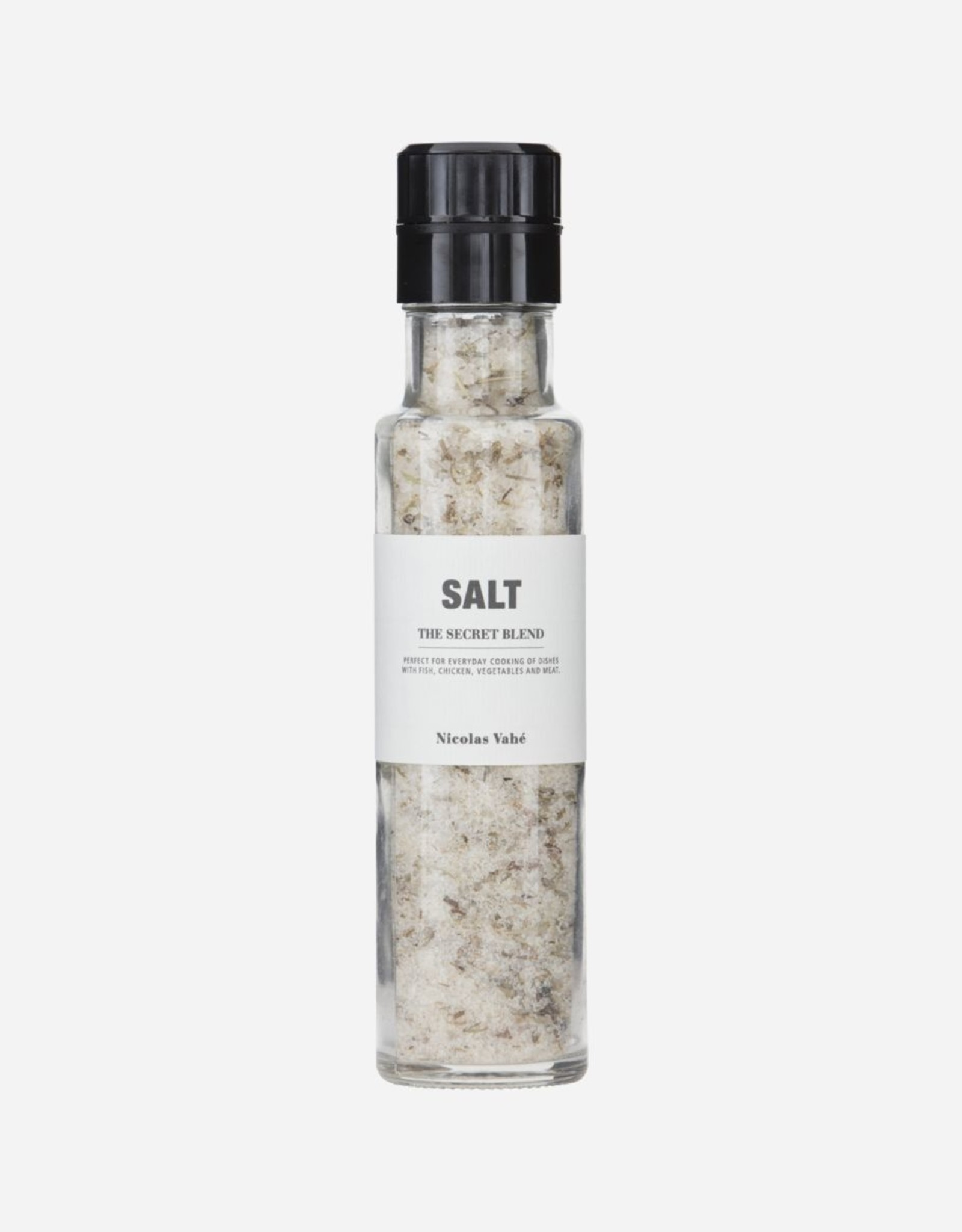 Nicolas Vahé Nicolas Vahe  - Salt the secret blend, 320 g