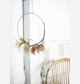 Madam Stoltz Madam Stoltz - Wire ring XL
