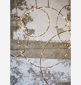 Madam Stoltz Madam Stoltz - Wire ring XXL