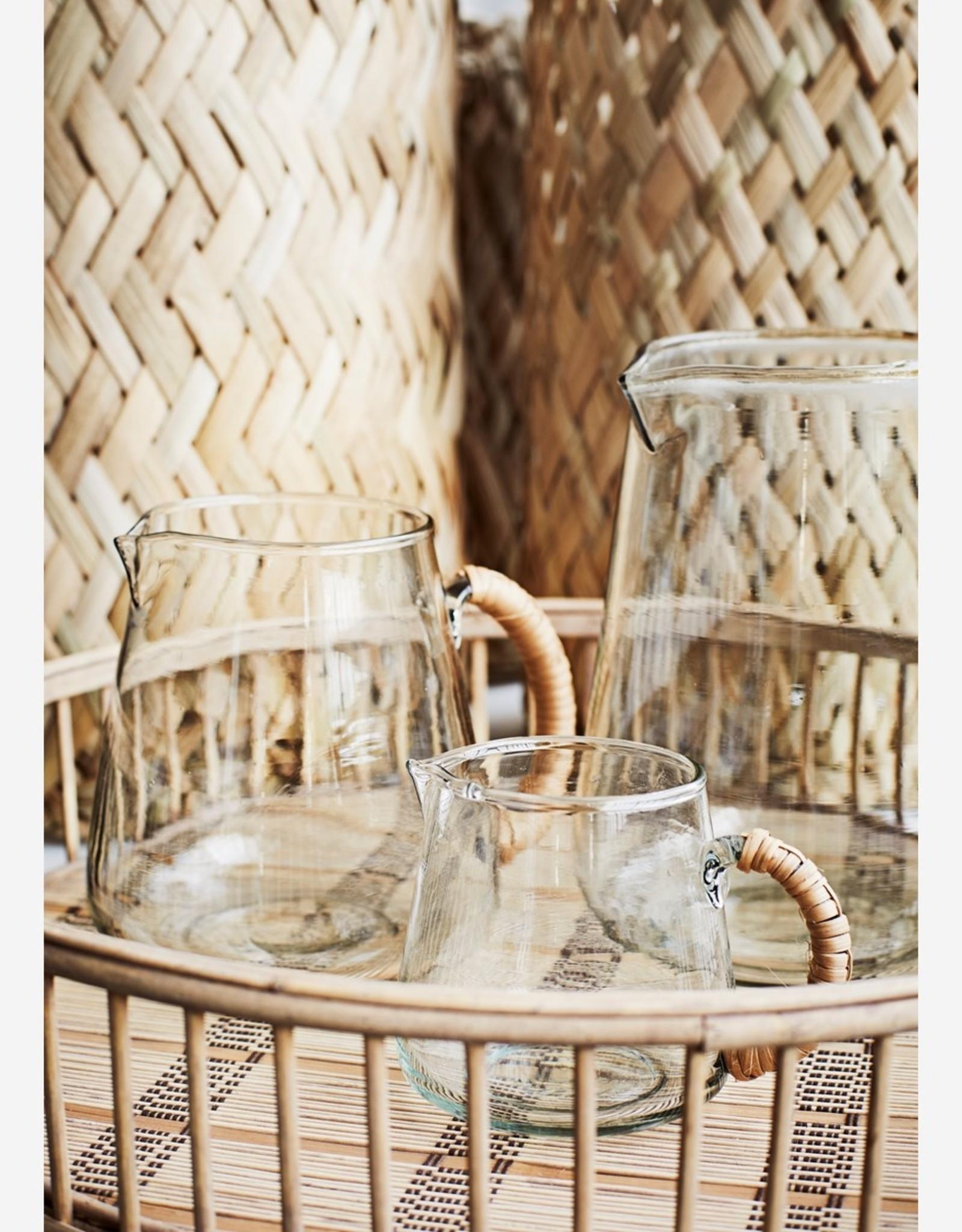 Madam Stoltz Madam Stoltz - Bamboo side table