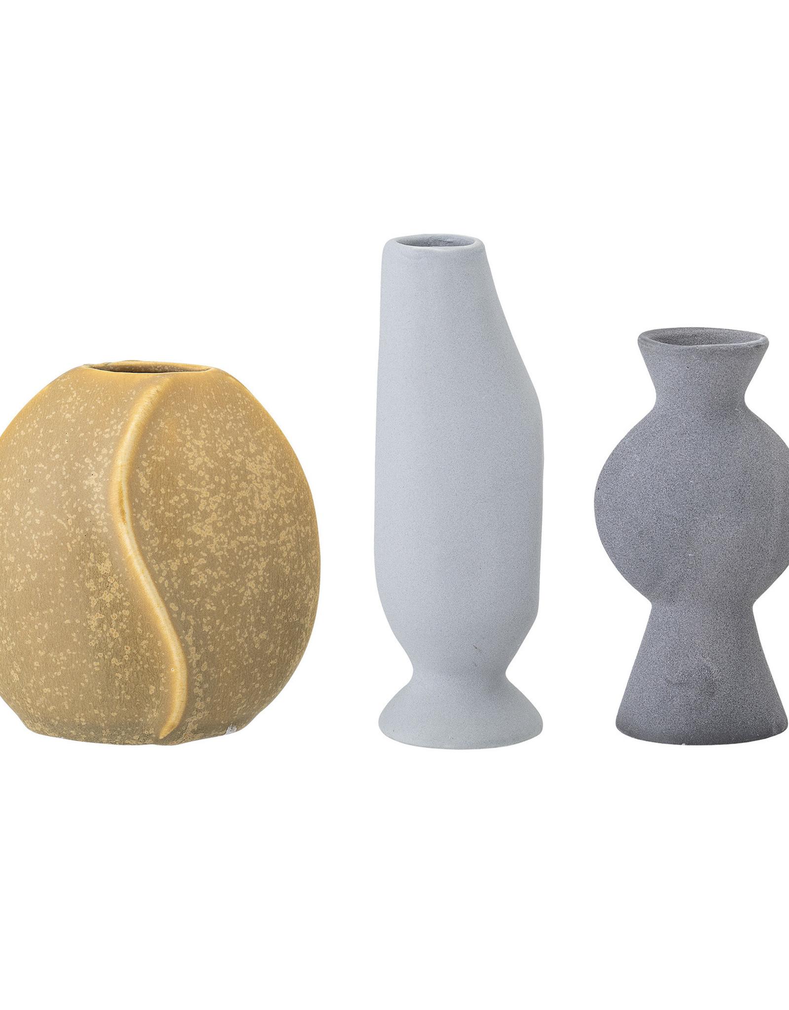 Bloomingville Bloomingville - vase multi color S