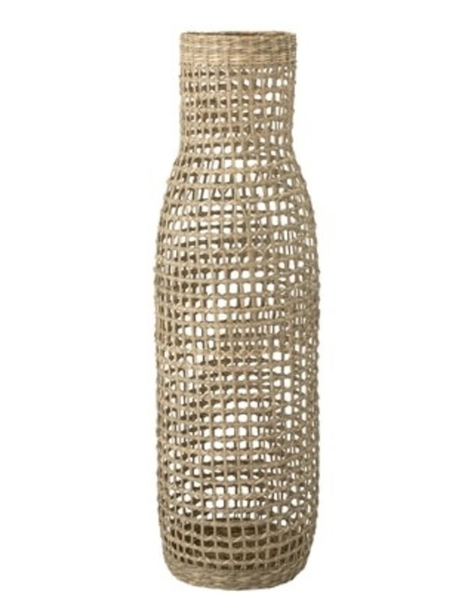 Bloomingville Bloomingville - Deco basket seagrass nature H88 D25