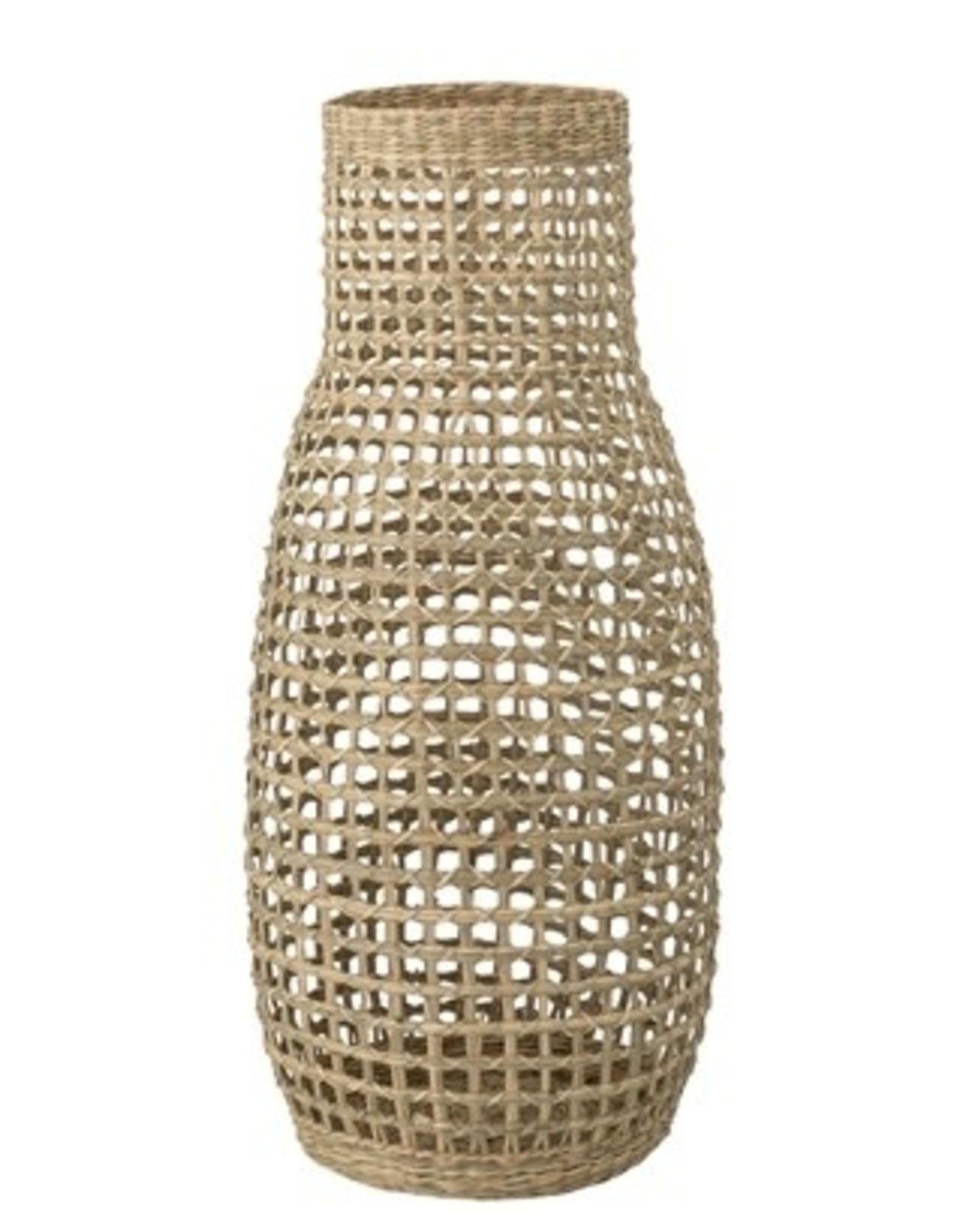 Bloomingville Bloomingville - Deco basket seagrass nature H51 D37
