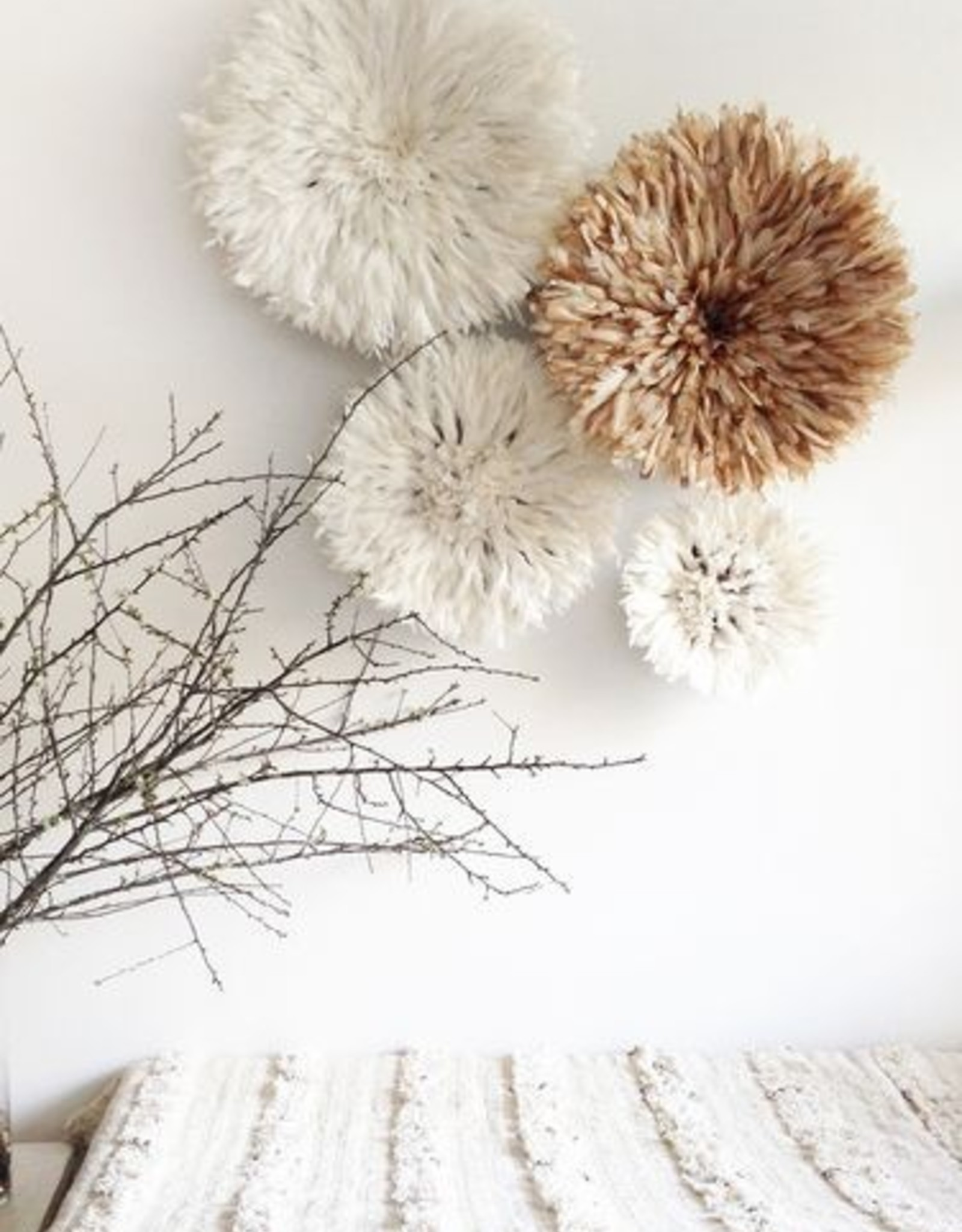 Juju hats - Small - Natural white
