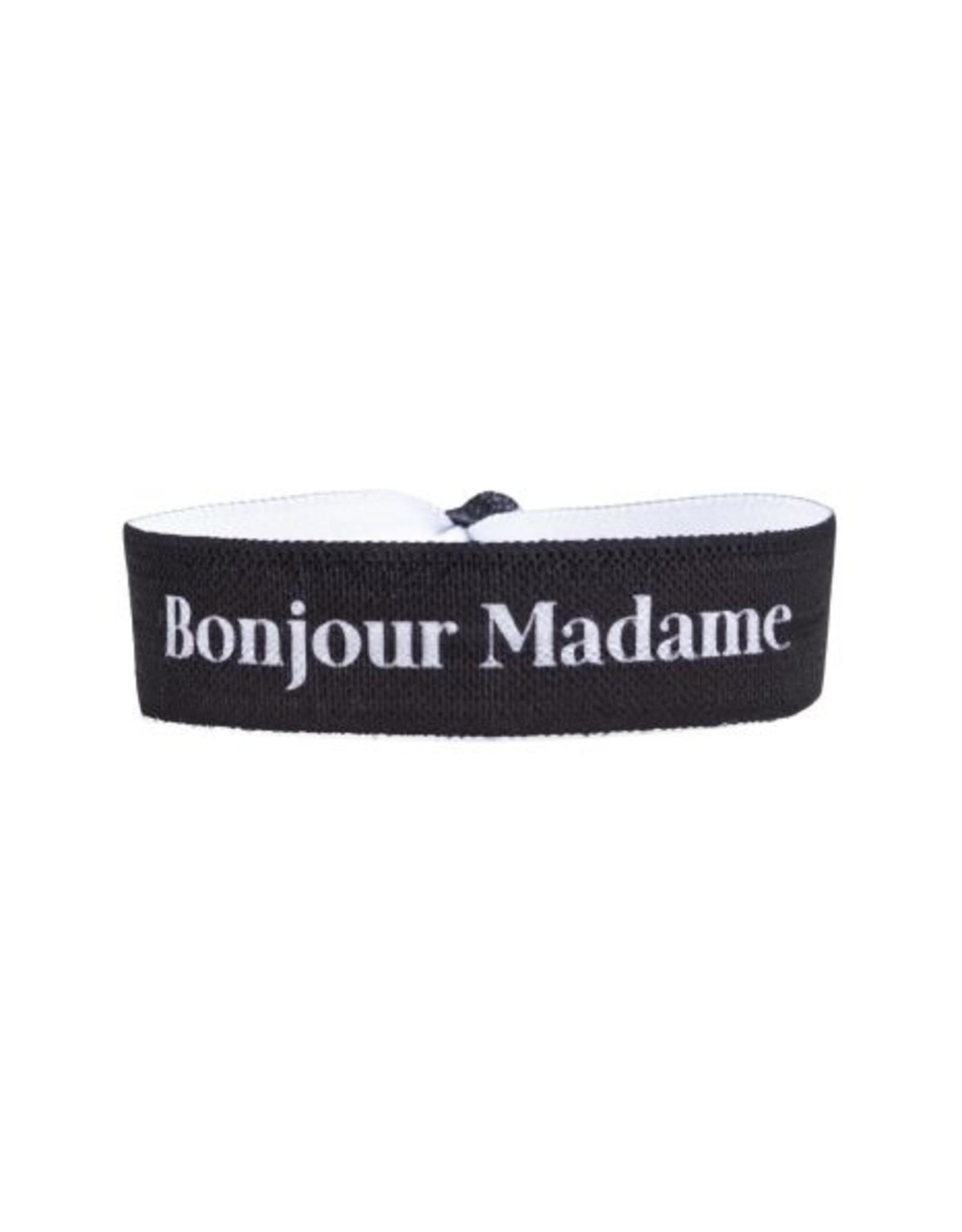 Zusss Zusss - Elastisch armbandje bonjour madame