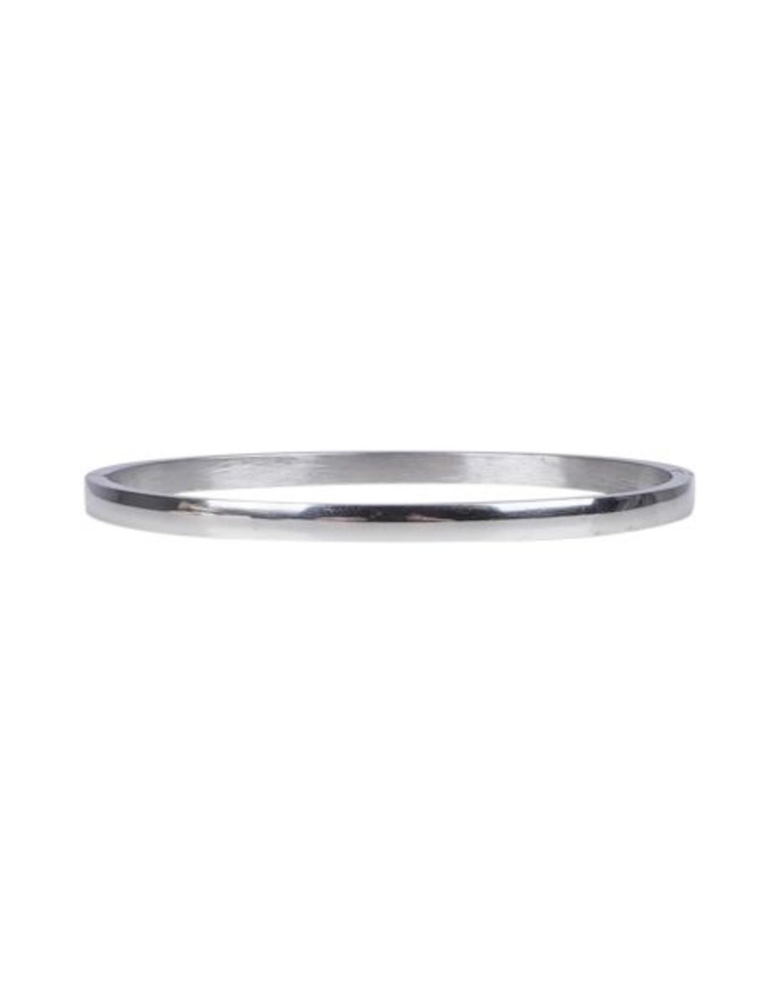 Zusss Zusss - Armband met tekst droom zilver