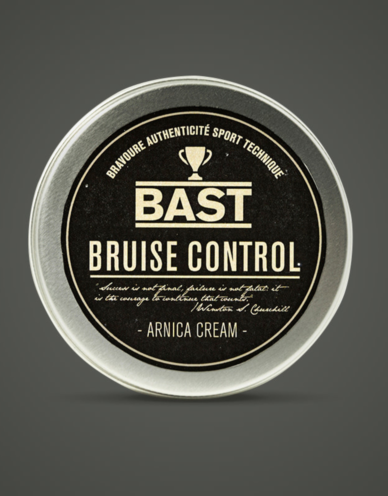 Bast - Arnica / bruise control - black line 150 ml