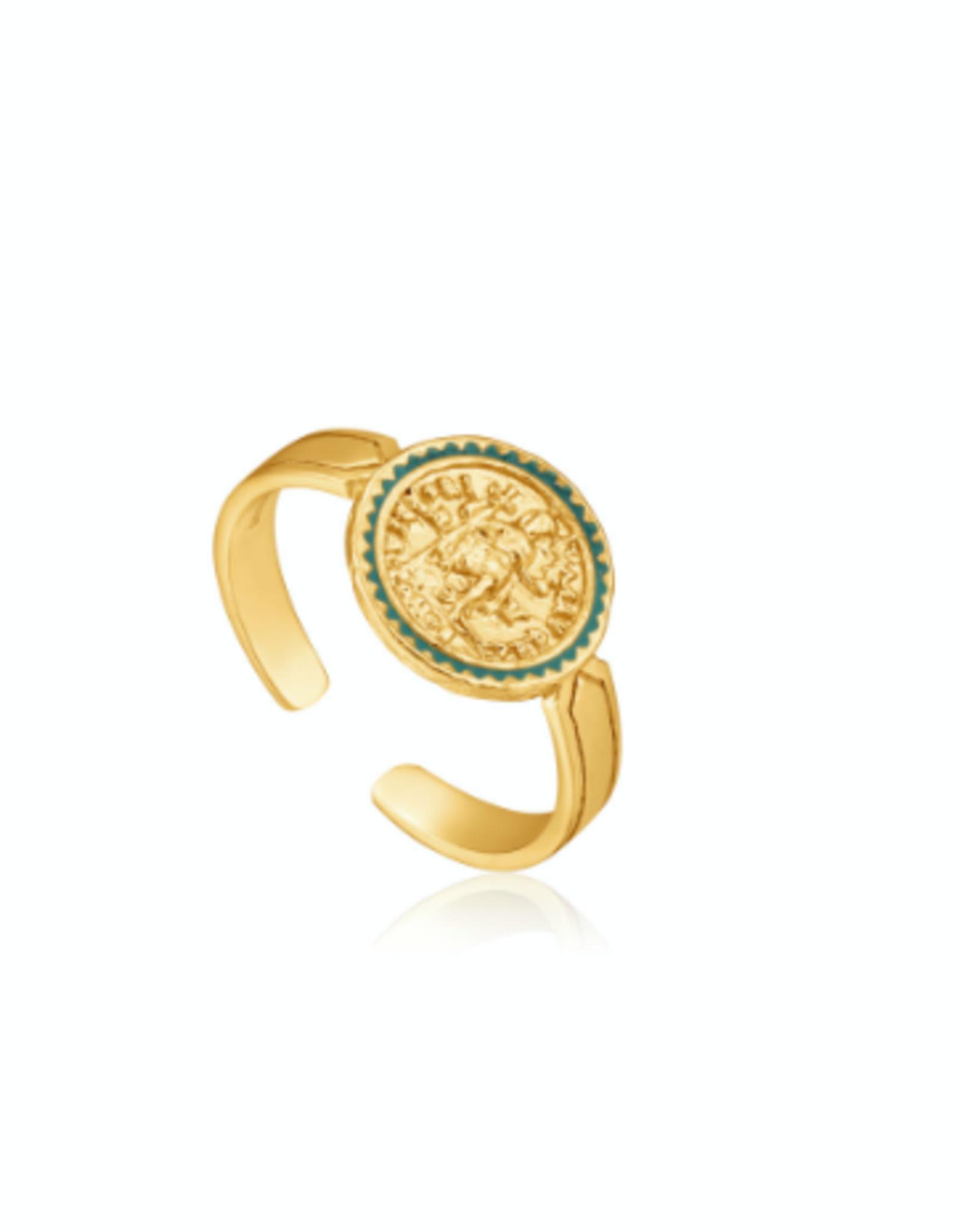 Ania Haie Ania Haie - Emperor adjustable ring