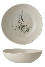 Bloomingville Bloomingville - Bea nature stoneware soep bord Ø 21 H 6