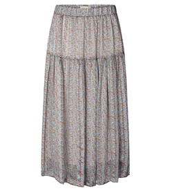 Lolly's Laundry Lolly's Laundry - Cokko skirt dusty blue