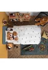 Snurk SNURK - Teddy bear dekbedovertrek 100 x 140