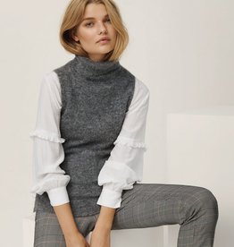 Moss Copenhagen MSCH - Femme Alpaca Vest