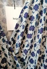 Ange - jurk Mayan blauw