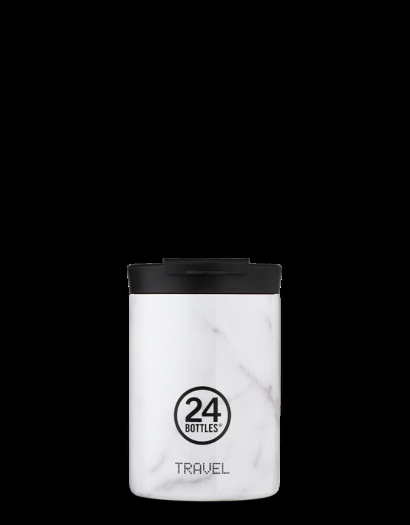 24 Bottles 24 Bottles - Travel Tumbler Carrara 350ml