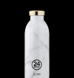 24 Bottles 24 Bottles - Clima bottle Carrara 500ml