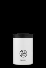 24 Bottles 24 Bottles - Travel Tumbler Ice white 350ml