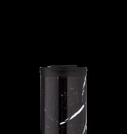 24 Bottles 24 Bottles - Travel Tumbler Black marble 350ml
