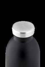 24 Bottles 24 Bottles - Travel Tumbler Tuxedo black 350ml