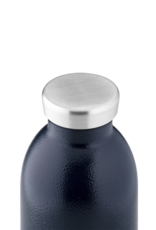24 Bottles 24 Bottles - Clima bottle Rustic Deep blue 500ml