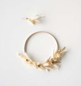 Cocoomade - Flowerhoop 20 cm - Ecru